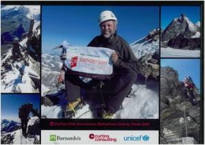 Metcalfe's Matterhorn Mountain Mission