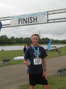 Dave Needham Runners Medal