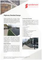 Highway Detailed Design