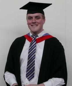 Timothy Conroy Graduation 19th July 2011