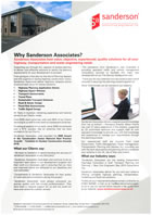 Why Sanderson Associates?