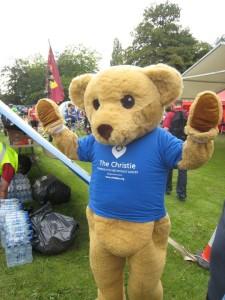 The Christie Bear
