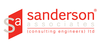 Sanderson Associates Double Tile Logo