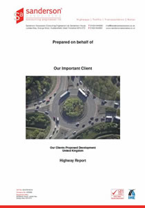 Highway Report