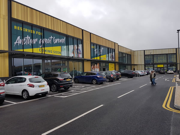 Liverpool Shopping Park Opening